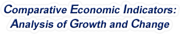 Ohio - Comparative Economic Indicators: Analysis of Growth and Change, 1969-2017