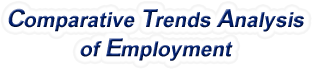 Ohio - Comparative Trends Analysis of Total Employment, 1969-2019